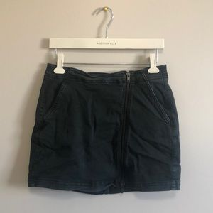 💫 3 for 30 💫 American Eagle Zipper Mini Skirt